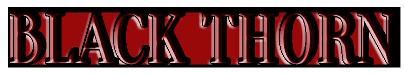 Black Thorn Logo